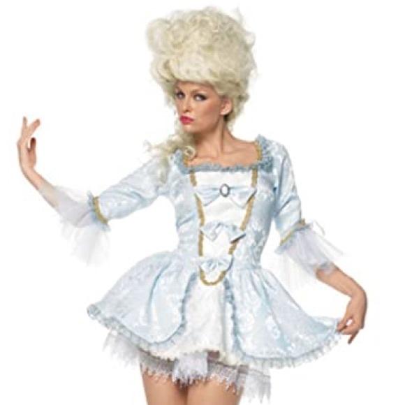 Leg Avenue Courtier Marie Antoinette Costume